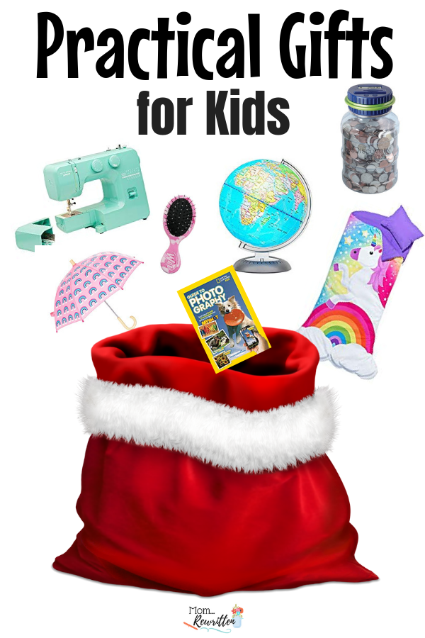 Choosing the Best Practical Holiday Gifts for Kids this