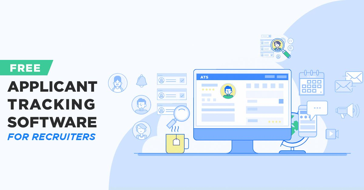 Best Open Source And Free Applicant Tracking Software For Businesses Tracking Software Software Pinterest For Business