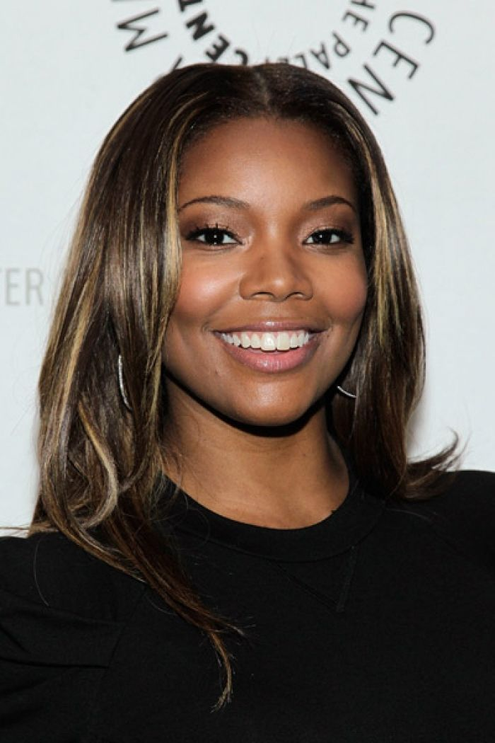 Idea For Blonde Caramel Highlights Love This One Hair Color For Dark Skin Colors For Dark Skin Hair Color Dark