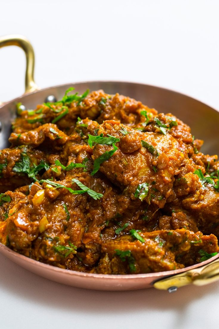 Chicken bhuna #indianfood