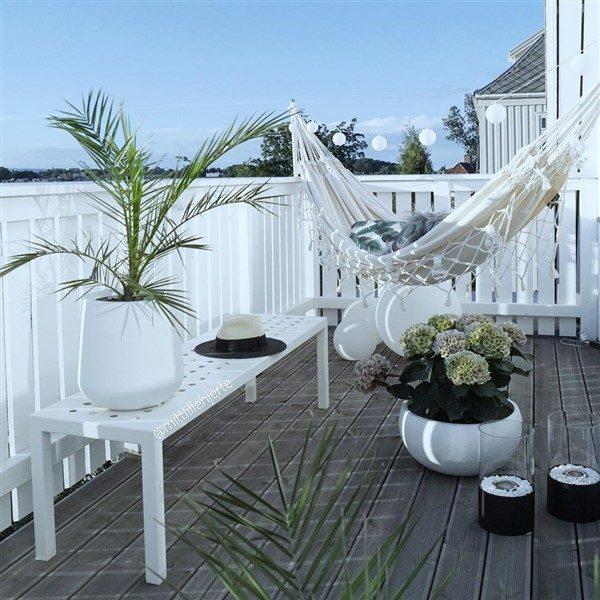 Photo of Gorgeous Hammock Ideas For Apartment Balconies – Unique Balcony & Garden Decorat…