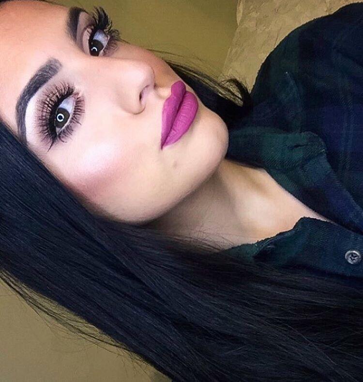 Colorful   Bold makeup looks, Hair makeup, Hair beauty