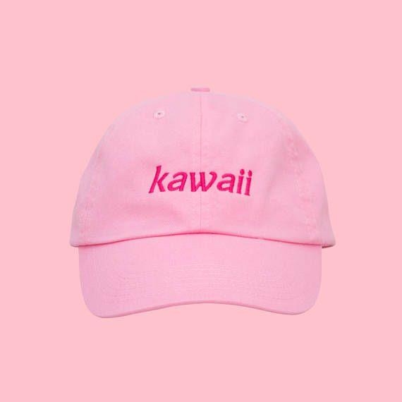 b42c46ae14bff Kawaii Dad Hat