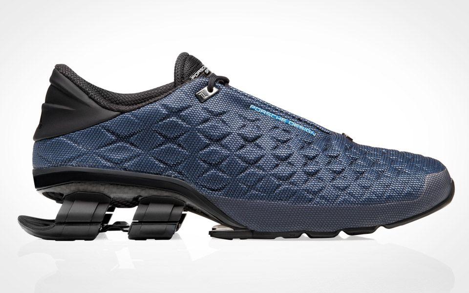 Porsche Design x Adidas Bounce S4 Lux | Shoes | Minimalist