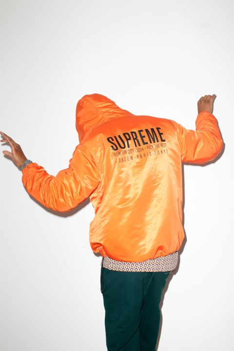 Terry Richardson Has Shot a New Editorial Featuring Supreme's Fall/Wainter 2014 Collection | Complex