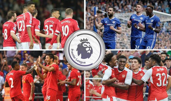 Pictures Which Premier League club has the most followers on - best of epl table