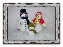 Familie_Frosty_beim_Spaziergang