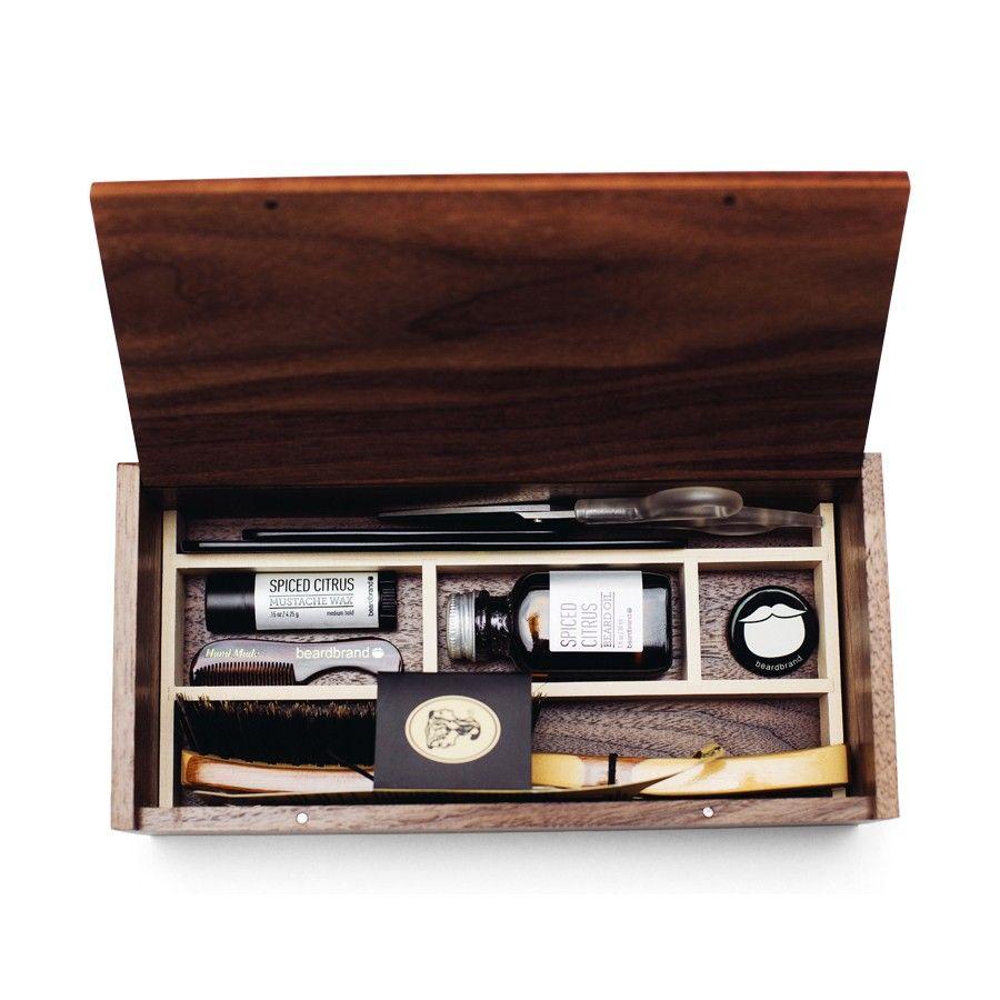 Awesome Beardbrand Beardmanu0027s Kit