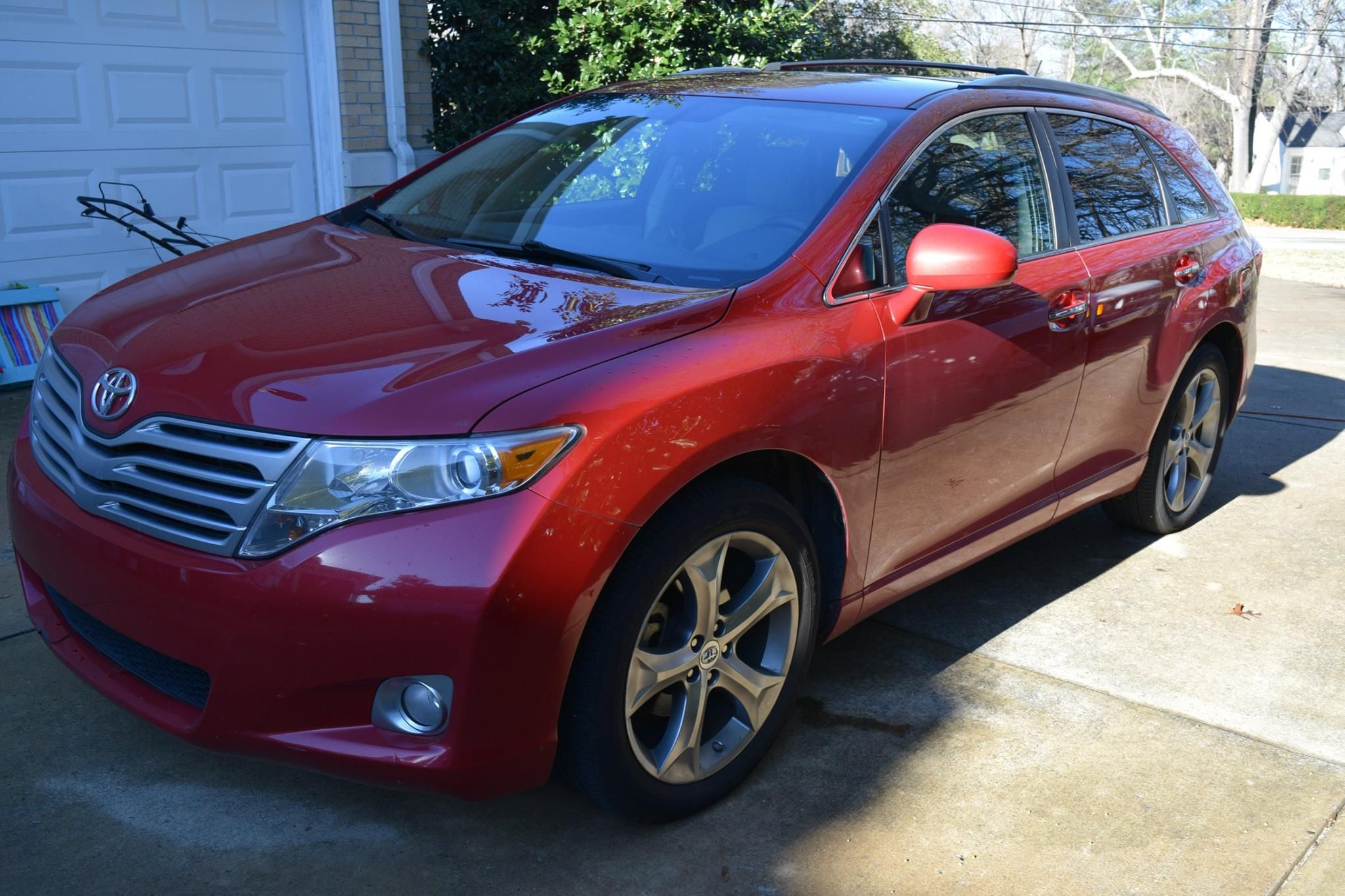 Toyota Venza Interior Deep Clean and Exterior Detail autodetailing