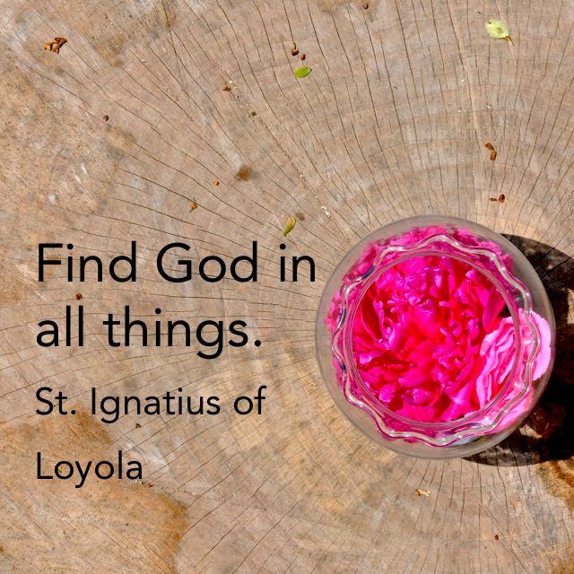 St Ignatius Quotes Inspiration Stignatius Of Loyola  Awestruck  Pinterest  Saints And