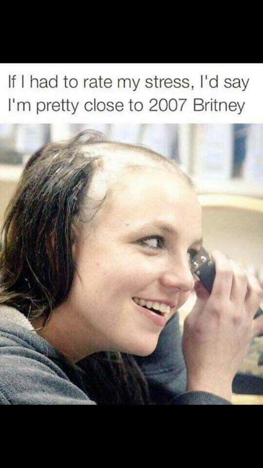 Right! excellent britney head picture shaved spearss something also
