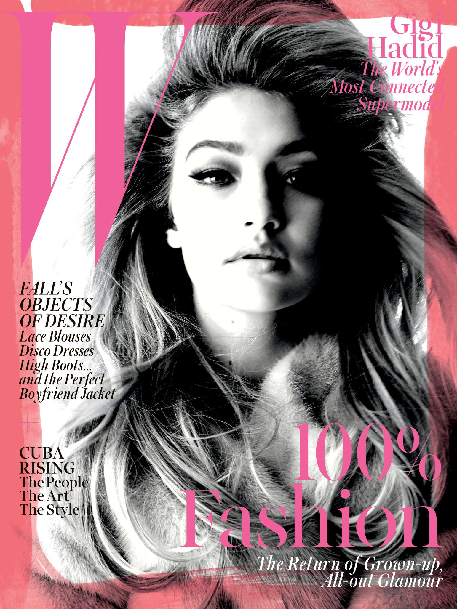 The 25 Best W Magazine Supermodel Covers