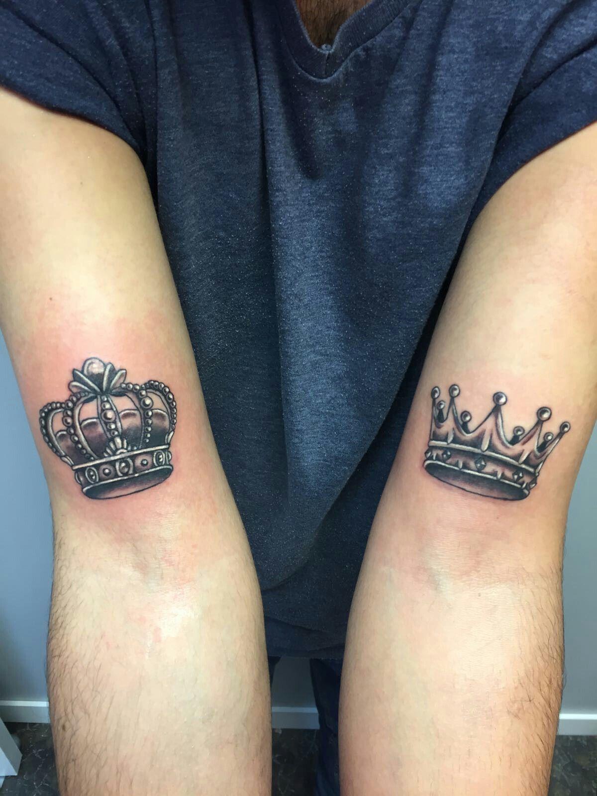 Crowns Tattoo Tatuaje De Corona Para Hombres Tatuaje De
