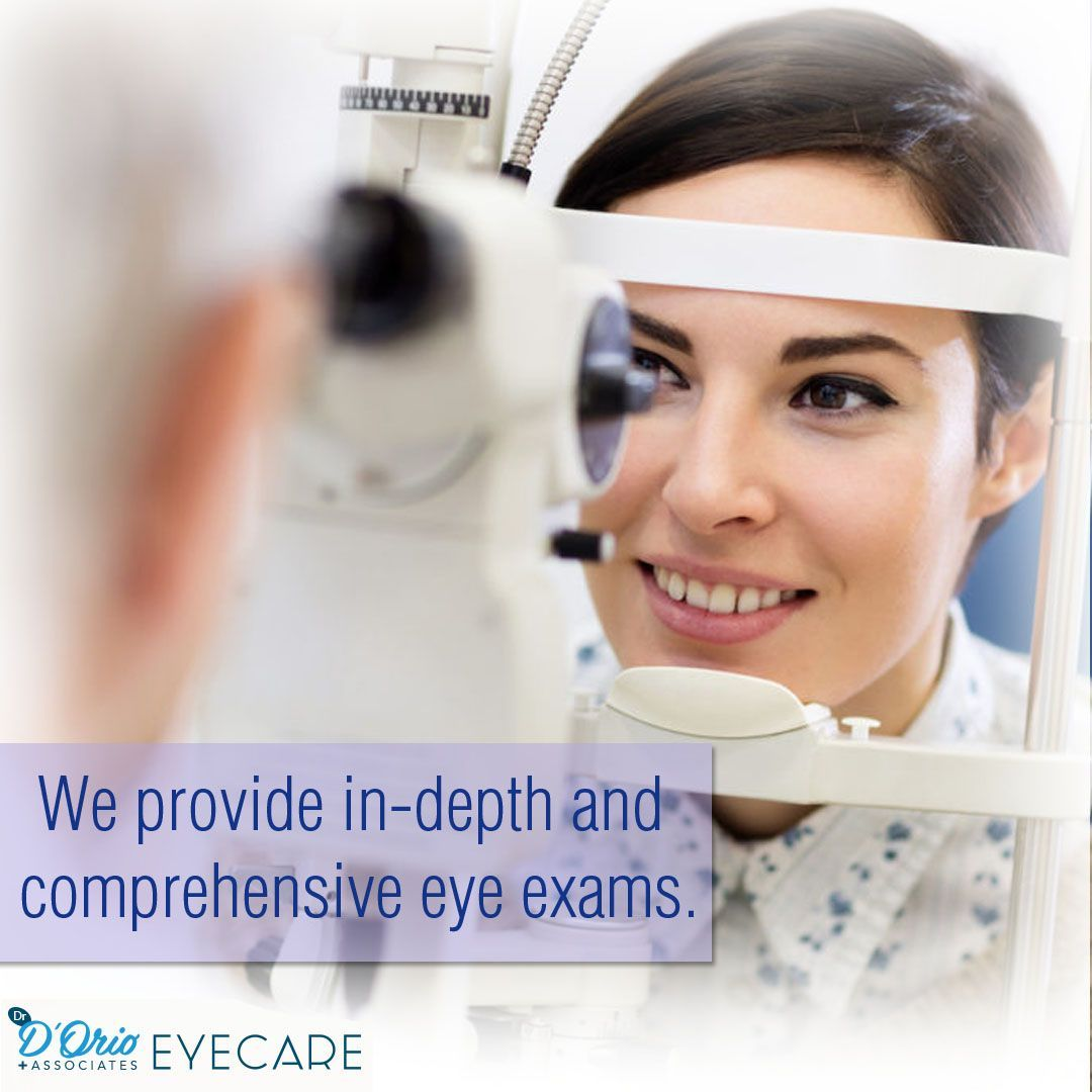 Pin by Dr. D'Orio & Associates Eye Care on Vision Health