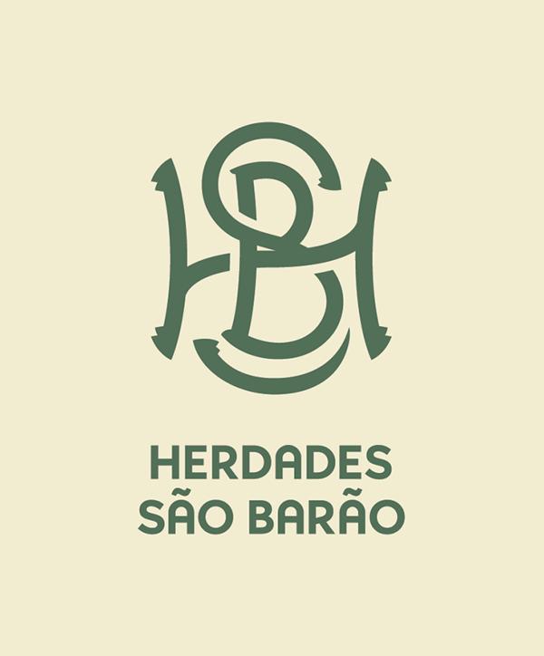 Herdades São Barão on Behance