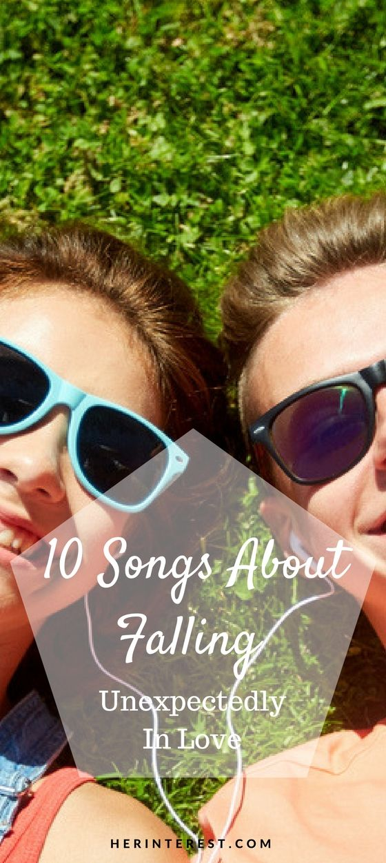 songs about falling for someone