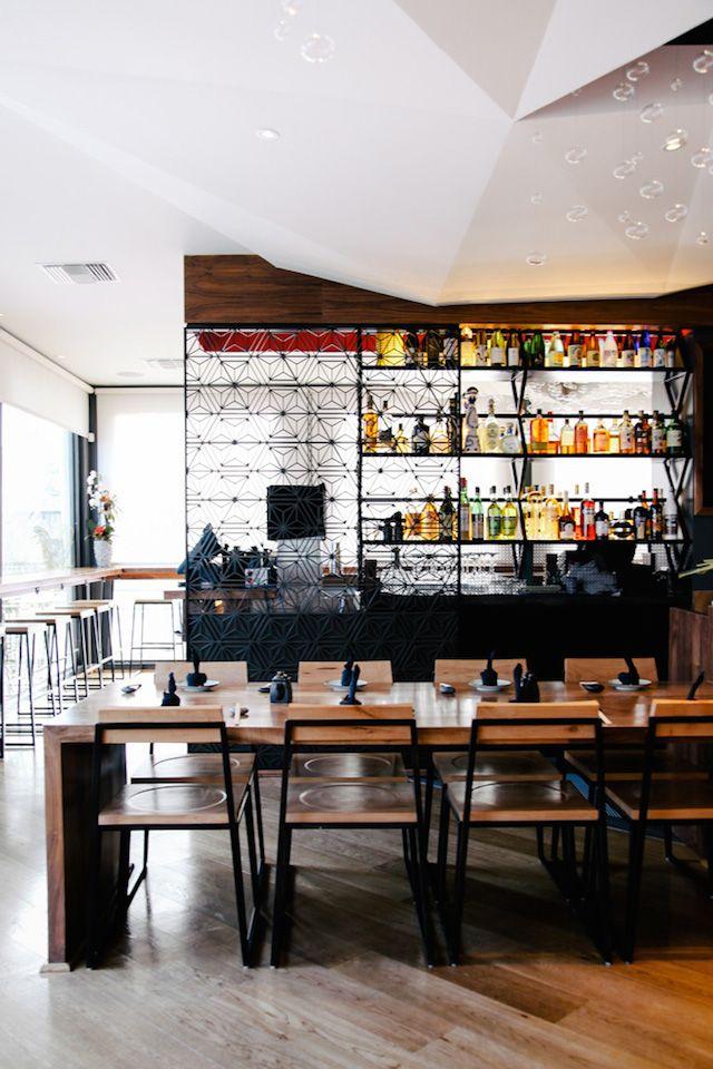 Blue Ocean Sushi Bar 12 / celosia ingreso