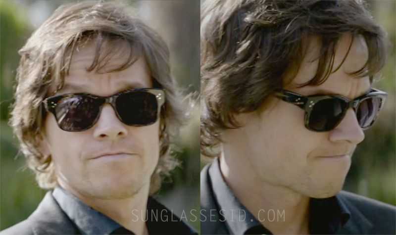 a4244647ddc Mark Wahlberg s sunglasses in The Gambler