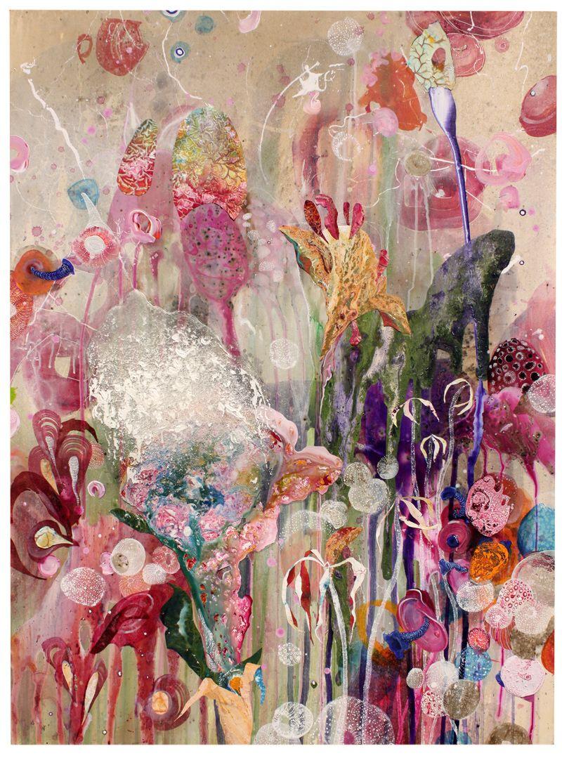 Folio Of Paintings Contemporary Australian Artist