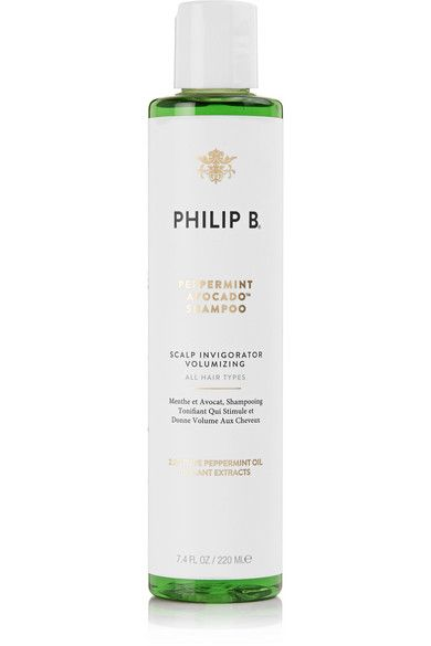 Philip B Peppermint Avocado Shampoo 220ml Colorless