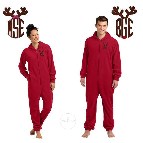 christmas pajamas couples christmas lounger by mabrownmercantile