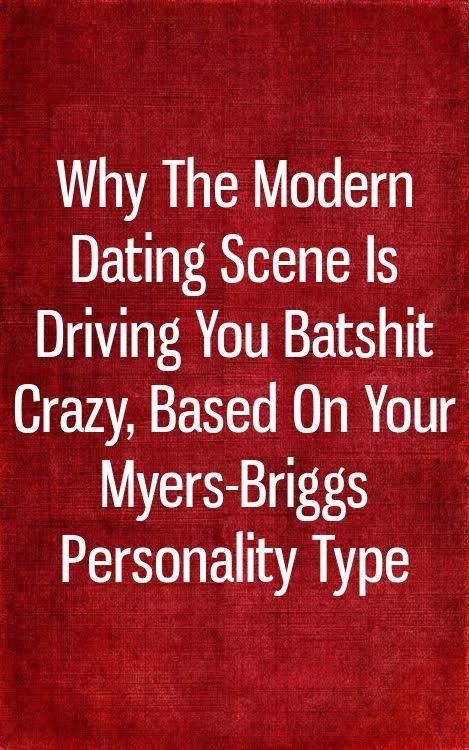 Dating based on mbti assessment