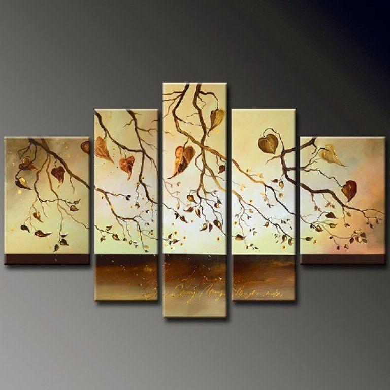 Cuadros con pasta de relieve - Manualidades con cuadros ...