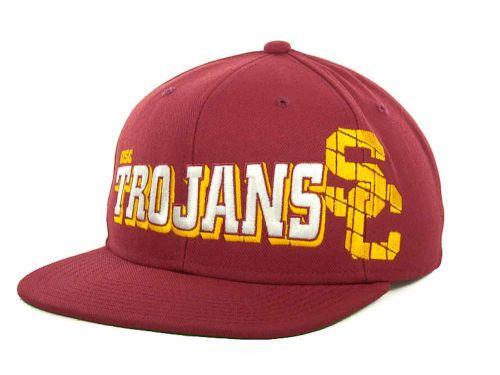 """USC Trojans NCAA Nike """"Amplify Fan"""" Flat Bill Snapback Hat New #Nike #USCTrojans"""