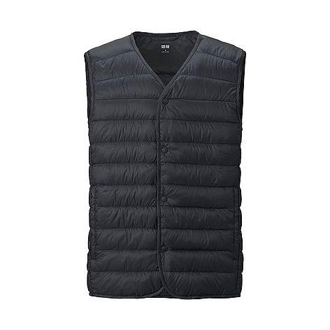 MEN Ultra Light Down Compact Vest | Uniqlo, Downlights