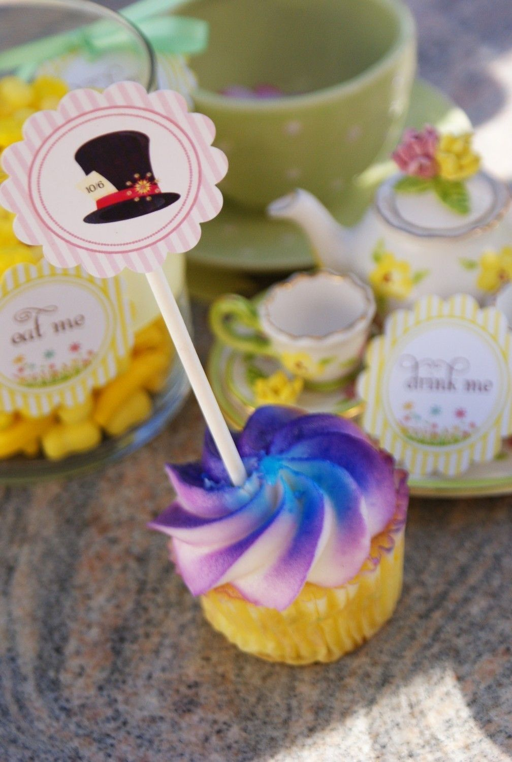 Alice in wonderland theme alice in wonderland tea party