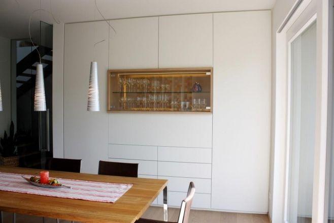 Einbauschrank built in cupboard placard design by ost concept luxembourg wohnzimmer - Einbauschrank wohnzimmer ...