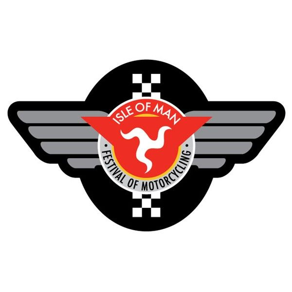 Isle of Man Festival of Motorcycling Patch
