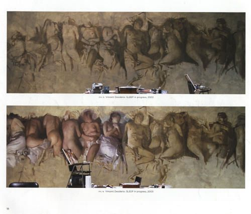Interview with Vincent Desiderio : Painting Perceptions