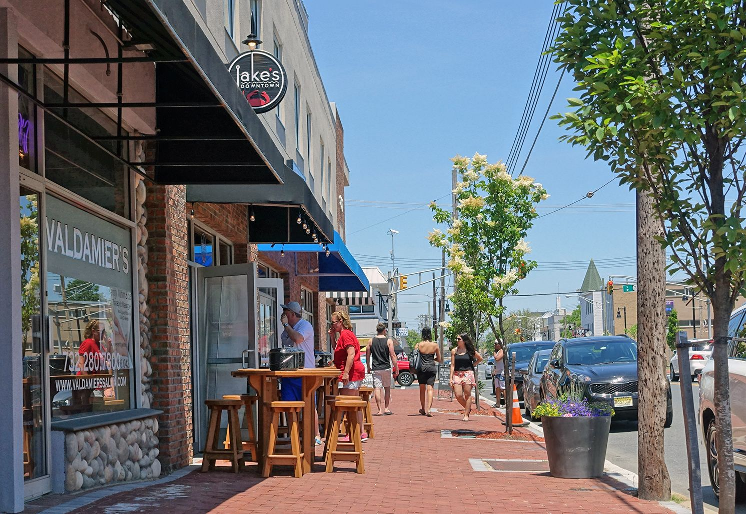Discover The Shopping And Dining Delights Of Belmar Nj