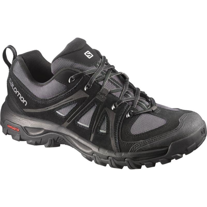 Salomon Men's Evasion Aero Hiking Shoes   Mens hiking boots