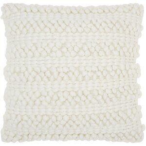 Aldana 20 Genuine Leather Tufted Rectangle Standard Ottoman Reviews Allmodern In 2020 White Throw Pillows Throw Pillows Stripe Throw Pillow
