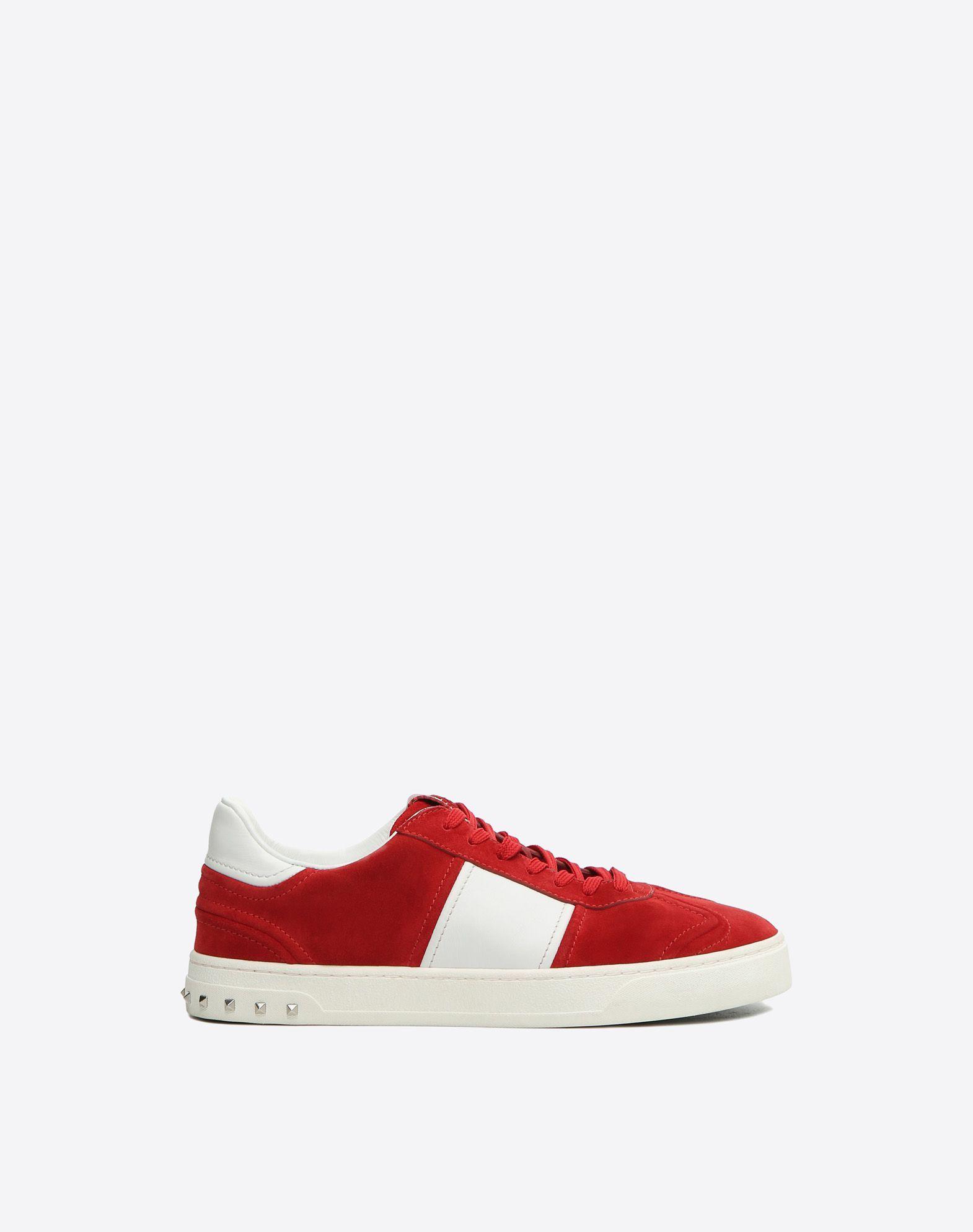 87e561de44e96 VALENTINO GARAVANI UOMO Flycrew Sneaker LOW-TOP SNEAKERS U f ...