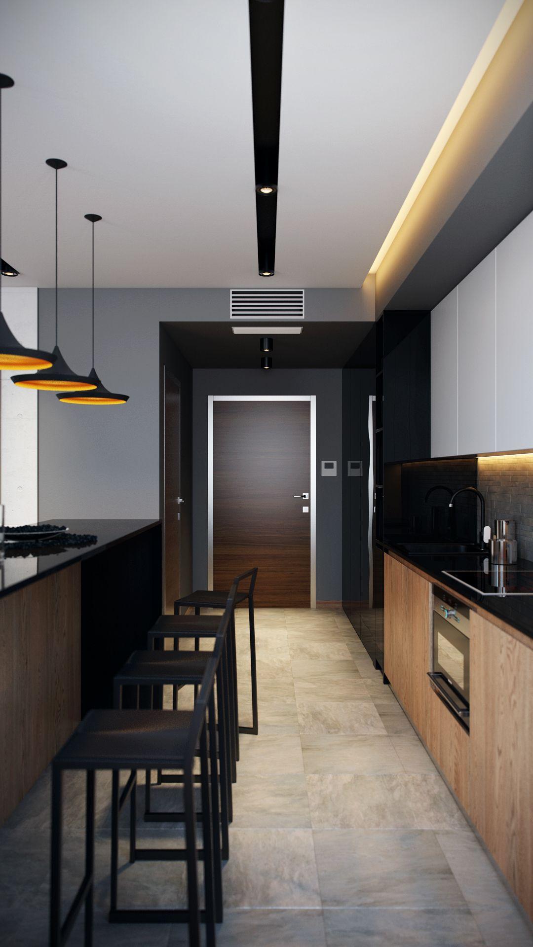 Interior Design Of Kitchen Room: Indirekte // Beleuchtung