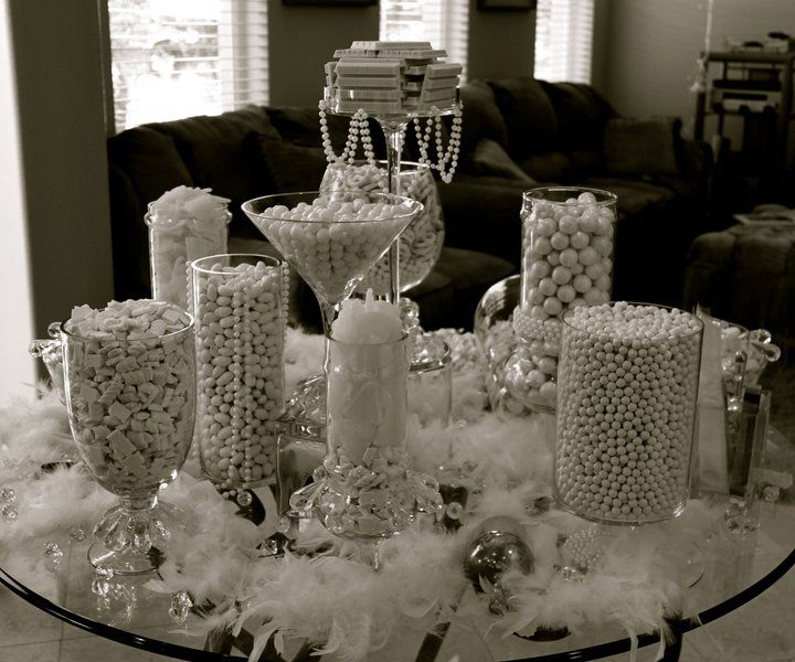 White Candy Buffet View Our Candy Buffet Pictures Be Inspired Candy Buffet Pictures Candy Buffet Wedding Candy