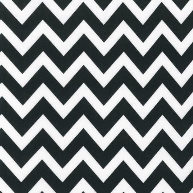 Skandinavische stoffe schwarz weiss  Stoff grafische Muster - Robert Kaufman by Ann Kelle Black Zick ...