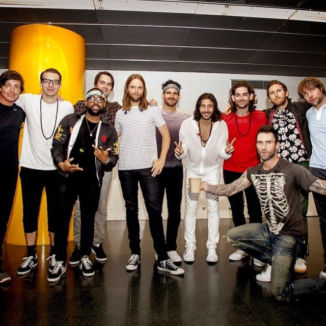 Maroon 5 Magic Mp3 Download: M5 And Magic