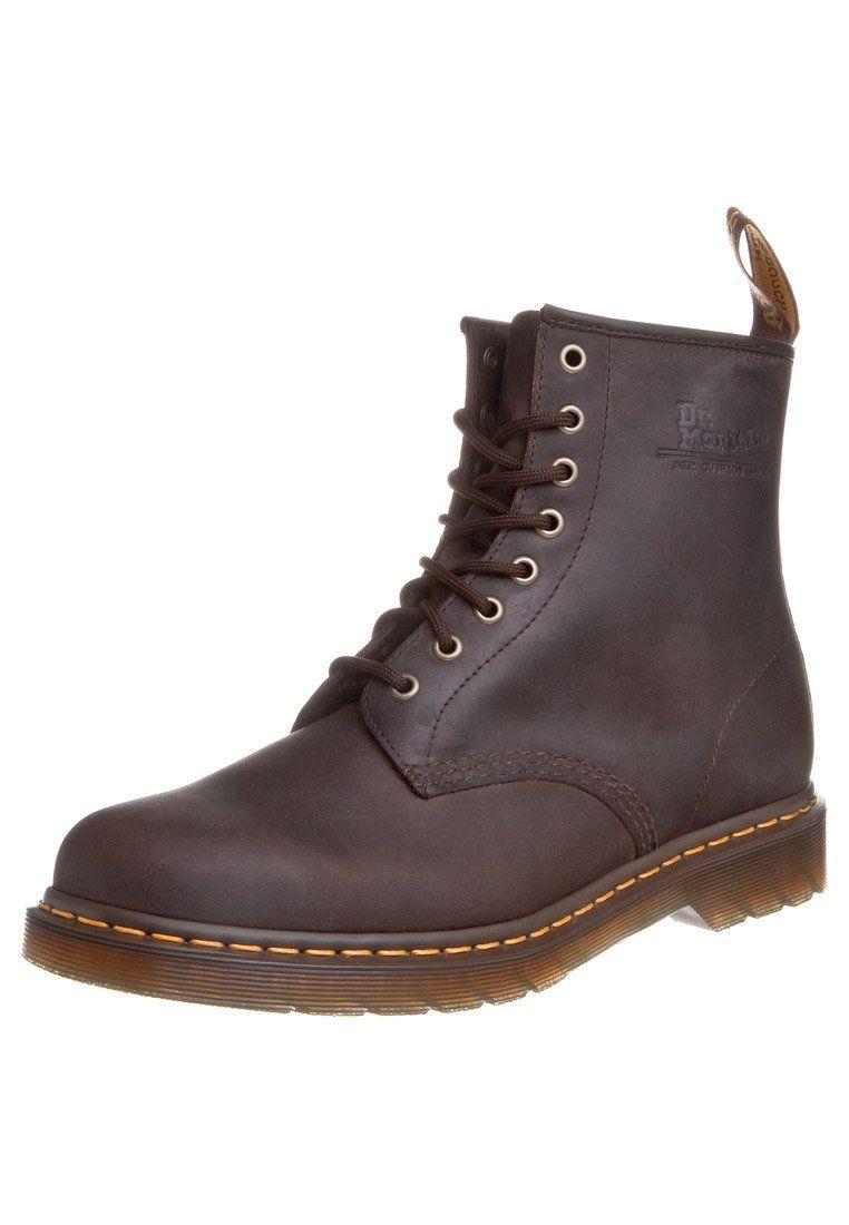 8fa99ee8d47 Bottines à lacets - gaucho @ ZALANDO.FR 🛒 | Chaussures | Dr martens ...