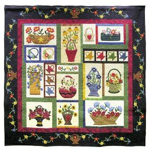 Free Applique Quilt Block Patterns | ... Give-Away – Four Gorgeous ... : applique quilt block patterns - Adamdwight.com