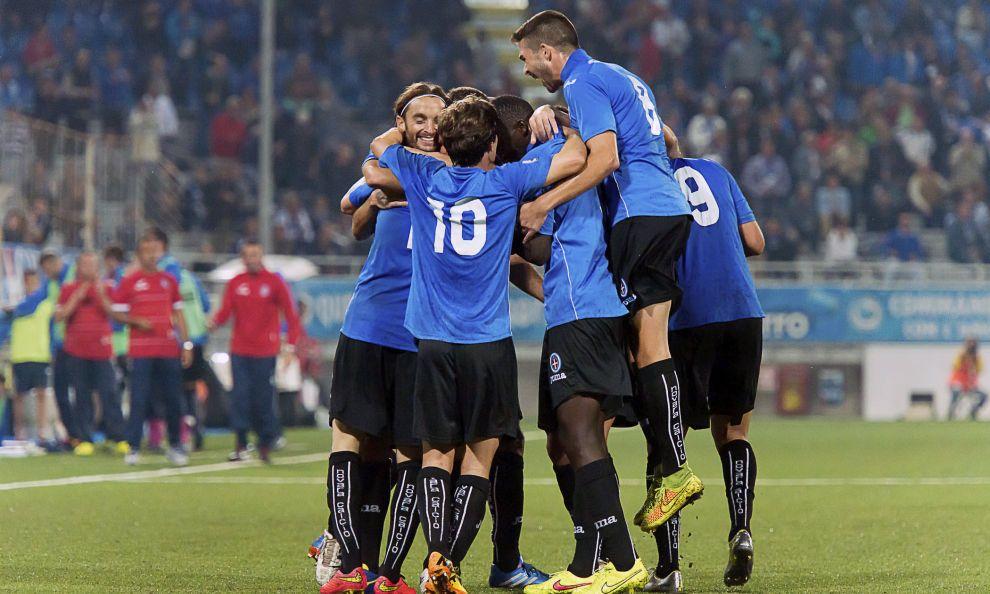 Novara tog en 2-0 sejr over Giana Erminio i gruppe A!