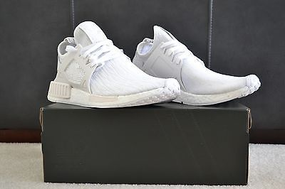 Adidas NMD XR1 Vintage White Size 10