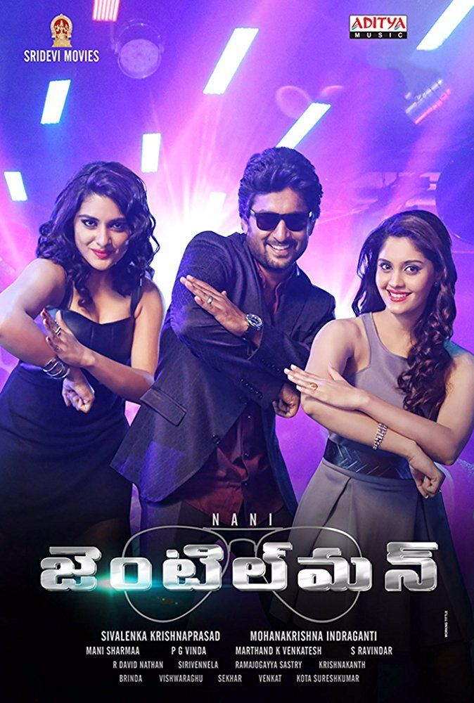 Image result for gentleman telugu poster