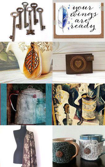 collection! by Tetiana Kondratyk on Etsy--Pinned with TreasuryPin.com