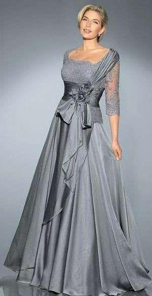 167b979c6 Vestidos para madrinas gorditas  Los mejores diseños (Foto ...