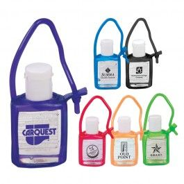 Custom Hand Sanitizer And Custom Leash Makes A Great Gift For