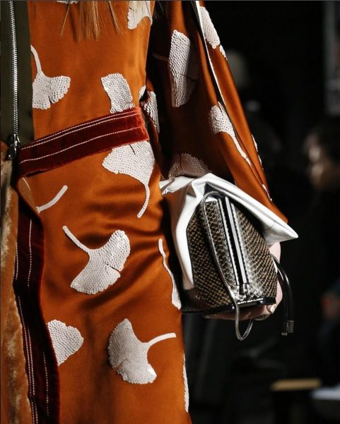 Details at 3.1 Phillip Lim FW'16 at NYFW